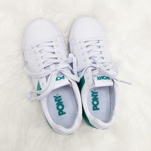 Pony Wmns Topstar Core Chevron Low Top Sneakers 7